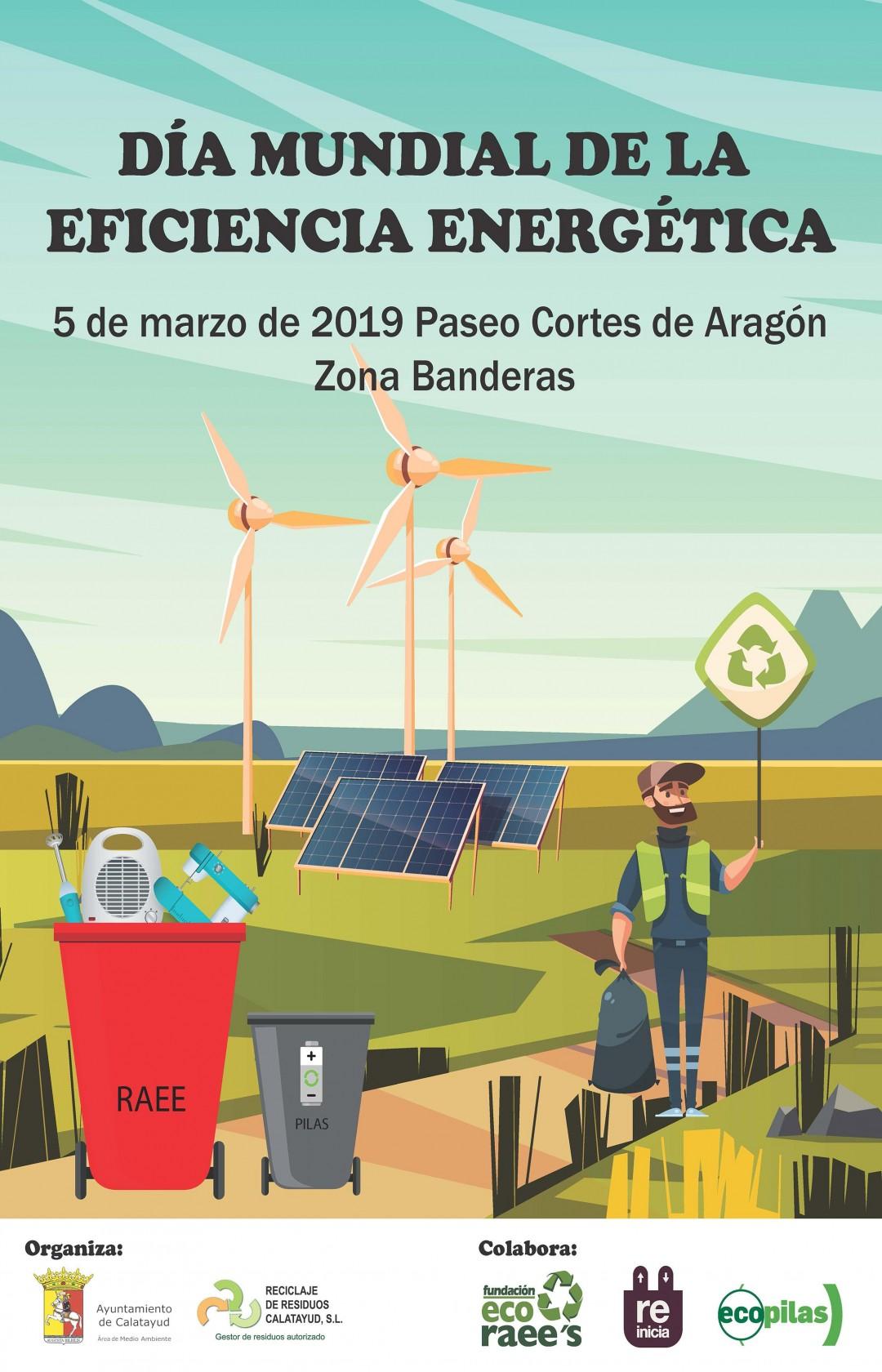 CARTEL EFICIENCIA ENERGETICA