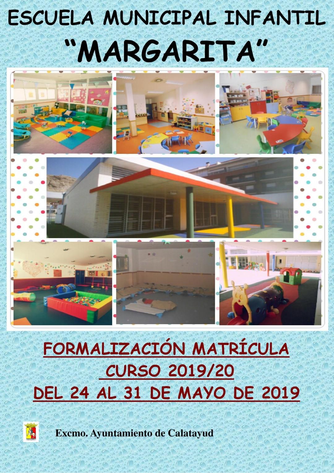 formalización matrícula