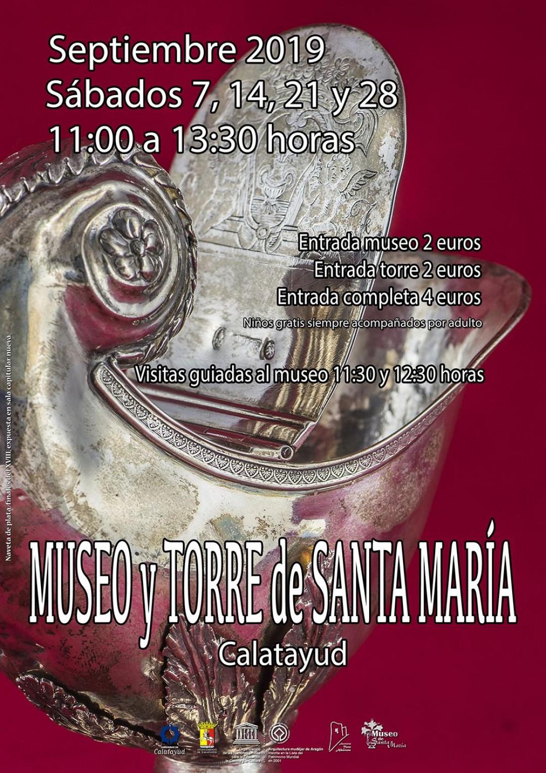 MUSEO Y TORRE DE SANTA MARÍA