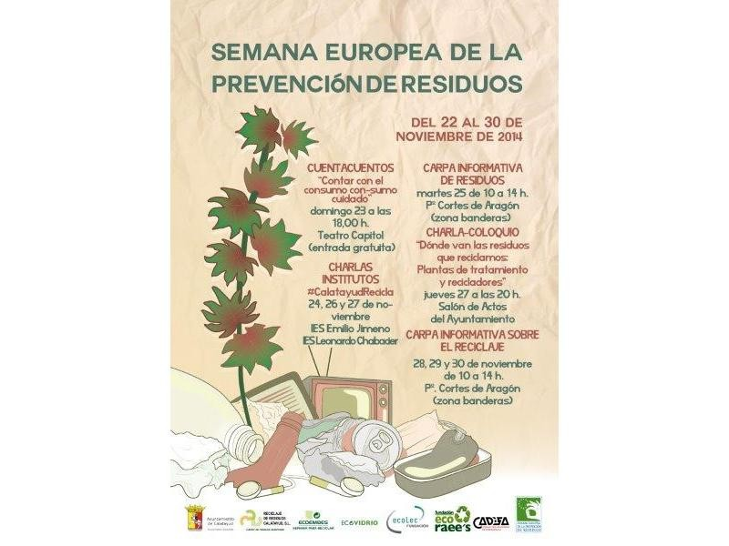 Carpa informativa sobre el reciclaje for Carpa europea