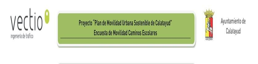 Plan de Movilidad Urbana Sostenible de Calatayud