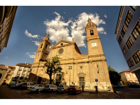 Colegita del Santo Sepulcro (Fotografía Juan José Ceamanos)