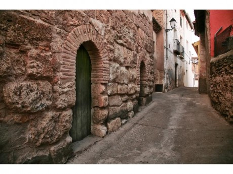 Ermita de Consolación - Sinagoga Vieja (Fotografía Juan José Ceamanos)