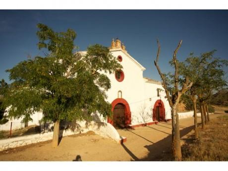 Ermita del Cristo de Ribota (Fotografía Juan José Ceamanos)