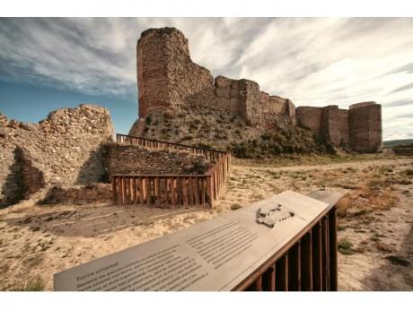 Castillo Mayor (Fotografía Juan José Ceamanos)