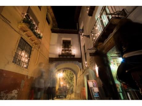 Fachada Hotel Arco de San Miguel