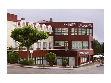 Fachada Hotel Marivella