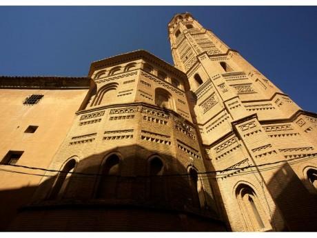 Torre y Ábside de Santa María (Fotografía Juan José Ceamanos)