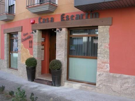 Restaurante Casa Escartín
