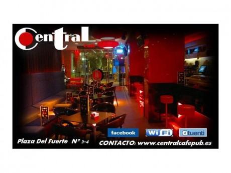 Central Cafe Pub