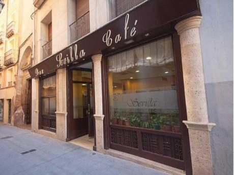 Fachada Bar Sevilla