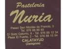 PASTELERIA NURIA