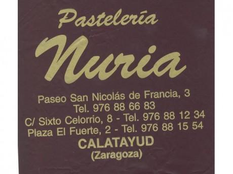logo Pasteleria Nuria
