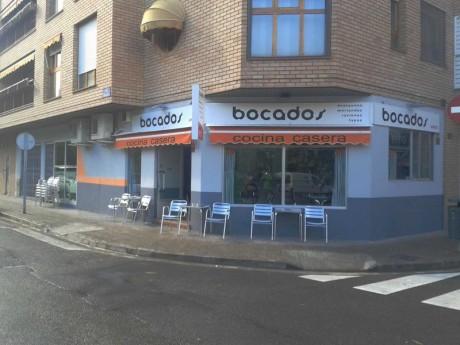 Fachada Bar Bocados
