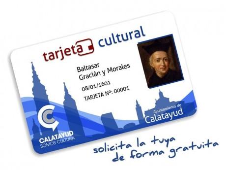 Tarjeta Cultural Calatayud