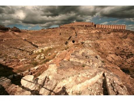 Yacimiento Arqueológico de Bílbilis