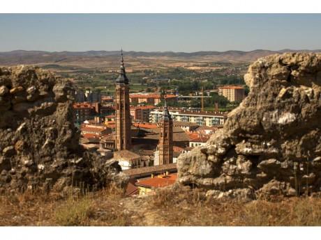 Vista general de Calatayud