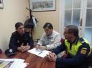 Carlos García será el nuevo inspector jefe de la Policía Nacional en Calatayud