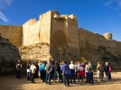 Gran acogida a las visitas guiadas al Castillo Mayor que se ampliarán un sábado más