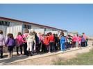 Los escolares visitan el Centro de Protección Animal