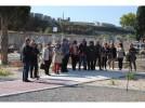 Inaugurado el nuevo Jardín de Cenizas del Cementerio Municipal