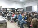 El Aula de Adultos realiza un taller de iniciación a la meteorología