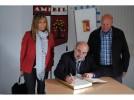 El Ayuntamiento entrega 50.000€ a Amibil para la construcción de su residencia