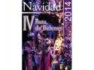 Una ruta de 25 belenes entre los principales actos navideños