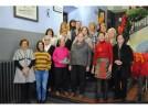 La concejal de Bienestar Social agradece su labor a los voluntarios del albergue municipal
