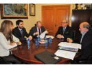 Cinco viviendas sociales más en Calatayud gracias al acuerdo entre Ayuntamiento y Bantierra