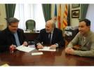 El Club de Fútbol Atlético Calatayud recibe 18.000 euros del Ayuntamiento