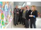 Inaugurado el nuevo centro de la Fundación Rey Ardid en Calatayud