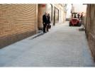 Nuevo saneamiento y pavimentación en la calle Correa Alta
