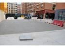Nuevo pavimento en la calle Buen Aire
