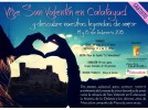 Turismo e historias de amor para celebra San Valentín en Calatayud