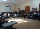 La concejal de Juventud asiste a una reunión sobre participación infantil y adolescente