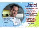 El Top Chef Fran Vicente desvela las claves de su cocina en Calatayud