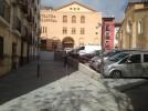 Abierta al paso la renovada plaza San Andrés