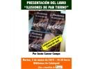 Jesús Cancer presenta su primera novela de ficción en Calatayud