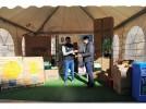 Medio Ambiente entrega bombillas de bajo consumo en el Día Mundial de la Eficiencia Energética