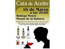 CATA DE ACEITE.BODEGA MUSEO DE LA DOLORES