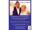 Una conferencia ilustrada recordará a Jesús Gracia y Piedad Gil