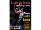 'La Jota y la Taranta' de Miguel Ángel Berna, en Calatayud