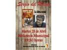 Sergio del Molino presenta hoy su última novela en la biblioteca