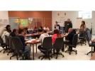 La Lanzadera de Empleo de Calatayud organiza un encuentro solidario con la Fundación Rey Ardid
