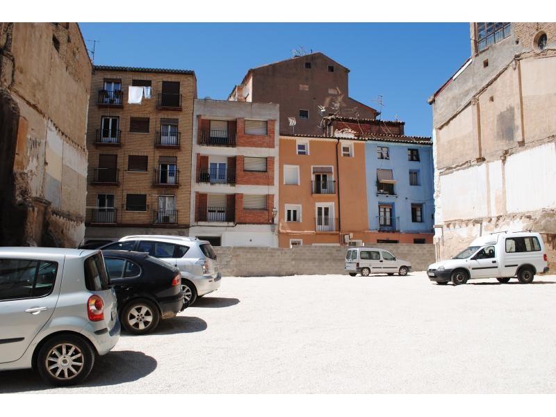 Nueva zona de aparcamiento en la plaza correa for Plaza de aparcamiento