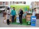 La Semana Europea para la Prevención de Residuos instala un punto limpio en Calatayud
