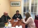 El Ayuntamiento y la Asociación Torre Albarrana coordinan acciones de promoción turística