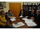 La concejal Esther Herrero comienza una ronda de encuentros con las concesionarias municipales