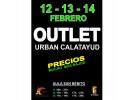 Los empresarios de comercio y servicios de Calatayud celebran la tercera 'Outlet Urban'